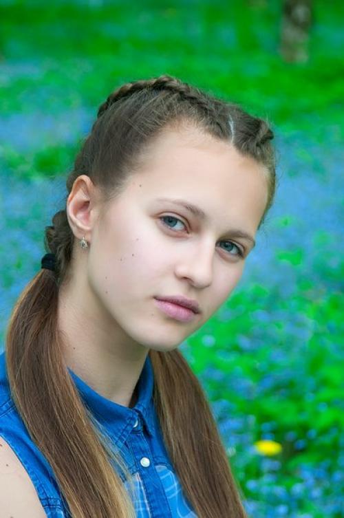 Девушка модель работы с учащимися работа девушке моделью бийск