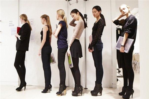 Кастинг на работу моделью в работа курск для девушек