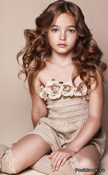 Анастасия Безрукова - 9 летняя девочка из Росии.