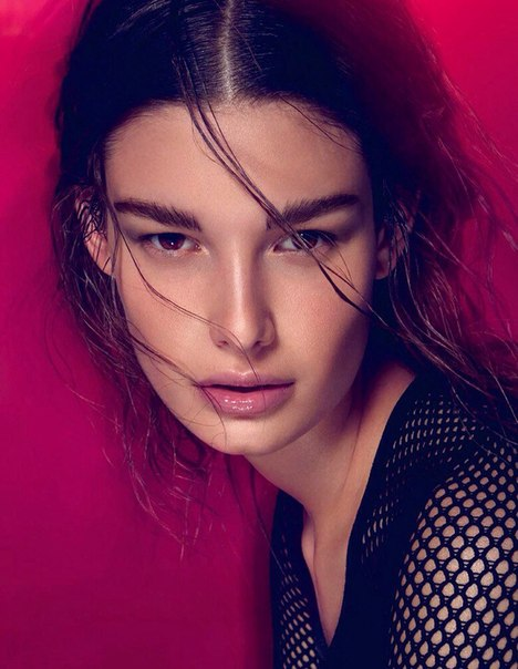 работа девушка модель для журнала