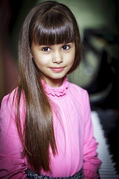 Фото красивых детей армянок 11