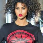 Новые лица Fashion индустрии: имаан хаммам.