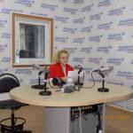"""Сегодня утром в передаче для школьников """"Пятнашки"""" мы рассказали о некоторых творческих объединениях ДДТ """"городской"""" Липецка."""