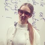 Tann Model Management / модельное агентство] new Face Nastya at Aurora Fashion Week Russia] Ss15 лена Алексенко] #Show Http://instagram.com/p/uu7cpbtr3f/.