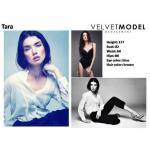 CFM_Model: Tara now in Beirut Lebanon @ Velvet Model Manegement.