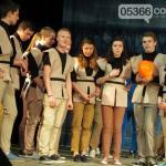 Вчера на самой большой сцене Кременчуга – в главном зале Городского дворца культуры состоялся второй четвертьфинал кременчугской лиги КВН «Talant».