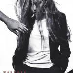 Август.  В этом месяце у нас на обложке великолепная и начинающая модель Валерия пухаева.