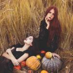 Осень.  Это мое любимое время года.