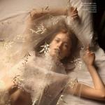 Джулия хафстром для Vogue China, 2014.