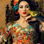 Фотосессия, вдохновленная образом мексиканской художницы Фриды кало (фотограф Signe Vilstrup).