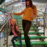 Сегодня к нам в торговом центре подошел представитель модельного агентства и спросил не хотим ли мы пройти с ребенком кастинг?