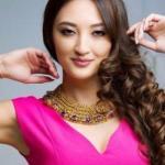 Самой красивой азиаткой в Москве стала казахстанка (фото).