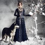9 ноября, в фотостудии Pandora состоялась съемка фотопроекта «Winter dreams» и афиши третьего сезона проекта Ukrainian Fashion Market.