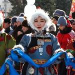 В Улан-Удэ впервые пройдет фестиваль зимнего бурятского национального костюма.