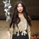 Юная модель из Бурятии попала в журнал Vogue.
