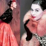 Мода 50-Х Годов. Киноактрисы в 50-е годы XX века были эталоном женского образа.