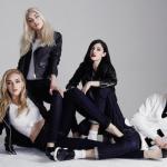 """Лаки Блю Смит и пайпер новая Америка Смит - юные талантливые модели, работающие в международном модельном агентстве """"Next Model Management""""."""