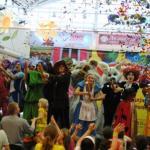 """Яркий праздник """"Карнавал Клоунов"""", посвященный большому дню защиты детей, прошел в ТРЦ """"карнавал"""" 30 мая."""