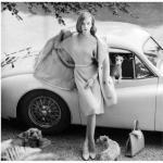Нена фон шлебрюгге: модель и мать умы турман.