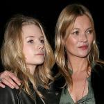 Сестры Кейт и Лотти Мосс снимутся вместе.