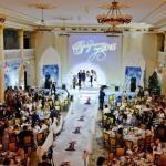 """Телеканал M Television ежегодно в конце декабря подводит итоги на церемонии награждения """"Признание Года"""" за любимые заведения города."""