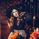 """Фотопроект """"Хеллоуин""""?  В сотрудничестве с международным модельным агентством Jewel Models?"""