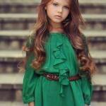 В модельный бизнес Кристину Пименову привела, конечно, ее мама.