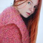 Алёна Корлукова - модель. Россия, Москва.