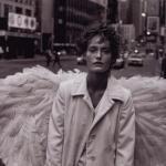 """""""Городской Ангел"""", 1993 г."""