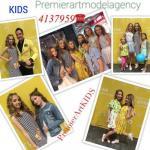 Детское международное модельное агентство Premierart?