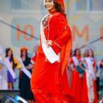 """Финал конкурса красоты """"мисс Поволжье 2017"""" прошёл 23 июня."""