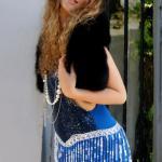 Фотосессия Татьяны Садовской - модели, которой заинтересовалось крупное модельное агентство Persona Fashion Models (Тайбей.