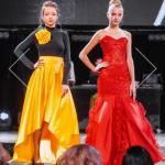 Чудесная коллекция нижегородского дизайнера Гоар Григорян была представлена на полуфинале Fashion битве в нижнем Новгороде.