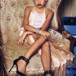 Эту девочку зовут Тайлен Лена Роуз Блондо.