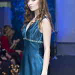 17-летняя модель из Новосибирска Полина Литвинова получила титул «Лучшая модель 2013 года» в финале Fashion-проекта «Модель года», организованного модельным агентством «Русский блеск».
