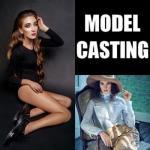 Внимание!  Кастинг!   Мечтаешь стать профессиональной моделью?