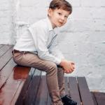 Подумали мы тут с моей подругой и постоянной клиенткой Машей, что её сын Кирилл мог бы стать моделью.