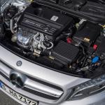 Mercedes не смог пройти мимо моды на трехцилиндровые моторы.