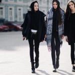 Рашида сулейманова покоряет московский модельный бизнес.