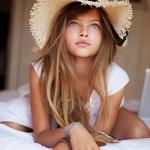 ChildModel ThylaneBlondeau. Тилан Блондо (Thylane L na Rose Blondeau) - французская модель.