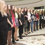 Кастинг модельного агентства BYS Models Shanghai.