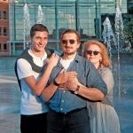 """""""Побродив"""" по просторам сайта Вконтакте, нашла группу сына Александра Анатольевича - Матвея Лыкова."""