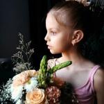 """14 сентября у девочек модельного агентства """"Perfect Kids"""" прошла новая съёмка для балетной школы Алисы Петренко."""