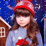 Юная жительница Москвы, 6-летняя Настя Князева?
