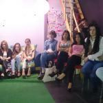 Workshop |.  Вчера прошел первый бесплатный мастер - класс от нашего модельного агентства.