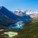 Северная страна.  Потрясающая природа канады в фотографиях джимми дау.