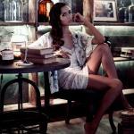 Топ-модель Галина Голованова: «Откажитесь от черного».
