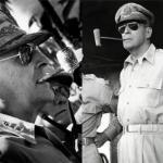Первая модель очков в форме капли была выпущена по заказу оборонного комплекса США в 1937 году компанией Ray - Ban.