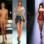 Louis Vuitton и Gucci отказались работать с худыми моделями.