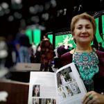 """На днях от Guzeliya BAY Exclusive Dress получила журнал """"Аиша"""", с публикацией нашей работы """"белого башкирского платья с нагрудником""""."""